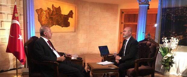 Cumhurbaşkanı Erdoğan: Afrin'e, Cerablus'a da girmemizi istemediler, dinlemedik
