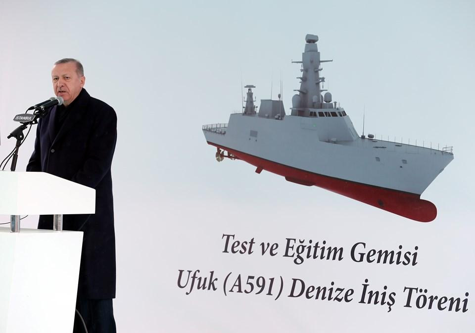 Cumhurbaşkanı Erdoğan: Tank Palet Fabrikamızın satılması asla söz konusu değil