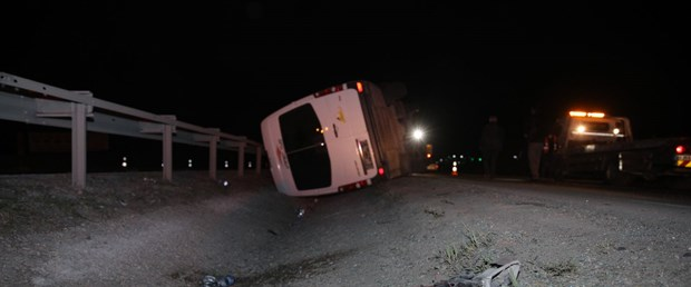 ankara dağcı minibüs