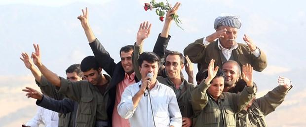 Dağdan dönüş yapan PKK'lılar serbest