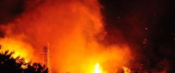 'Datça'daki yangın kasıtlı çıkarıldı'
