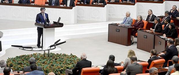 Davutoğlu hükümetine güvenoyu