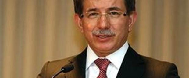 Davutoğlu'dan Mısır'a mektup