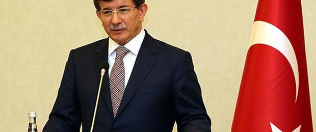 Davutoğlu'ndan bildiri açıklaması
