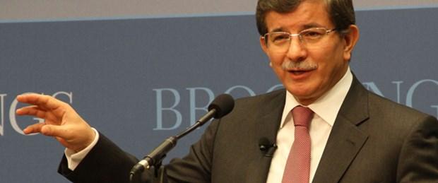 Davutoğlu'ndan Gezi açıklaması