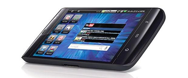 Dell'in tableti arenaya çıkıyor