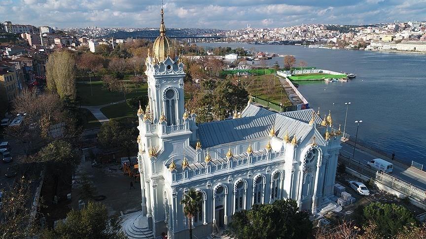 Demir Kilise açıldı, sveti stefan kilisesi, balat kilise