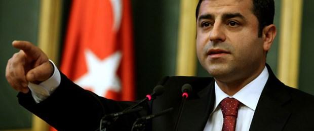 Demirtaş: Başbakan, Ahmet Türk'e bozuk