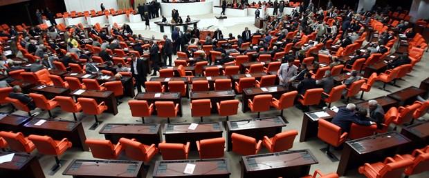 'Demokratik Açılım' için mecliste kapalı oturum