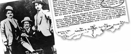 Dersim katliamının ilk resmi belgesi