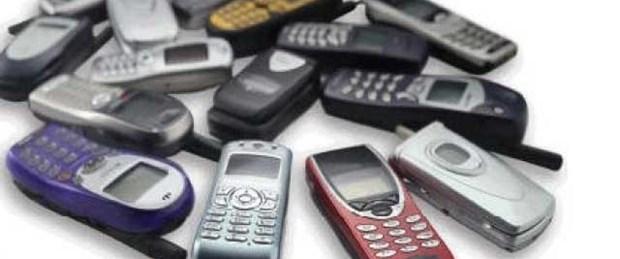 'Dinlemeye karşı eski telefon kullanın'