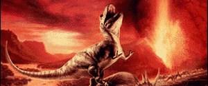 Dinozorların yok oluşunda yeni teori