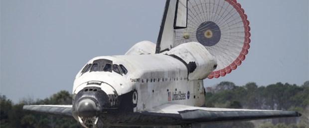 Discovery'den uzaya veda