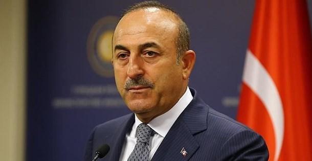 Dışişleri Bakanı Çavuşoğlu'dan, Erbil'deki saldırıya ilişkin açıklama