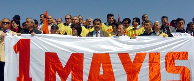 DİSK: 1 Mayıs'ta kesinlikle Taksim'deyiz