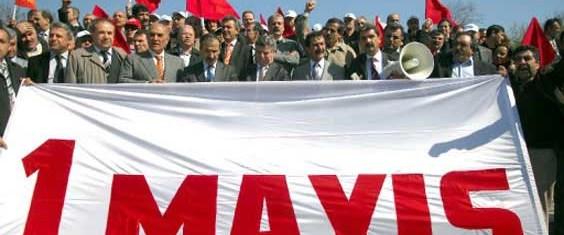 DİSK: 1 Mayıs'ta Taksim'e çıkacağız