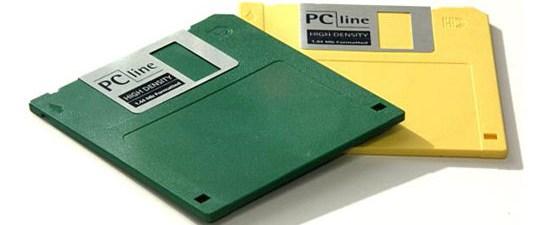 Disketler tarih oluyor