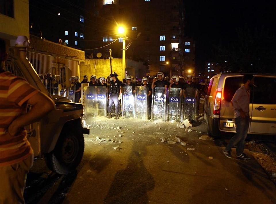 Diyarbakır'da okul gerginliği