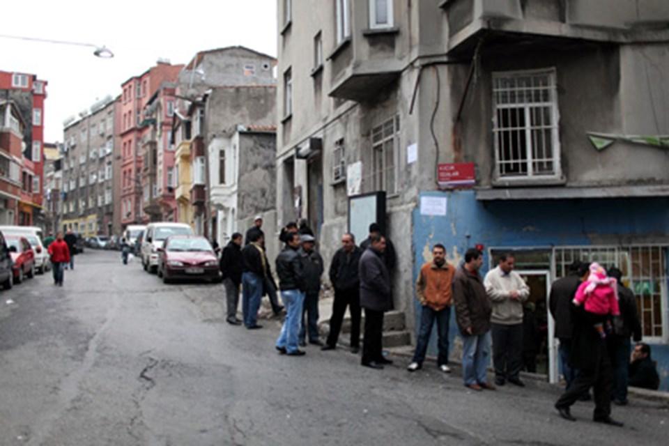 Dolapdere sokakları