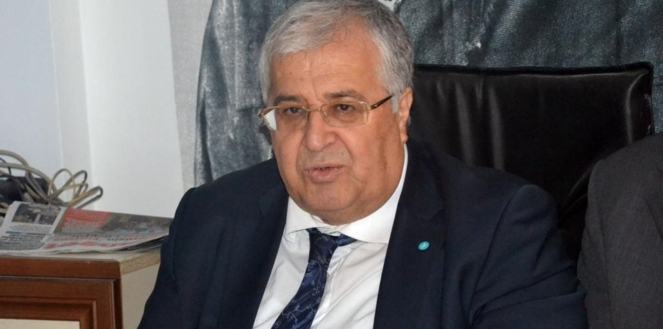 DSP Genel Başkanı Masum Türker