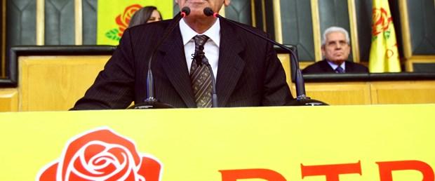 DTP lideri Meclis'te Kürtçe konuştu