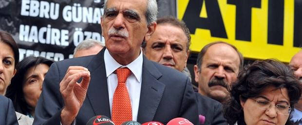 DTP'den İçişleri Bakanı'na istifa çağrısı