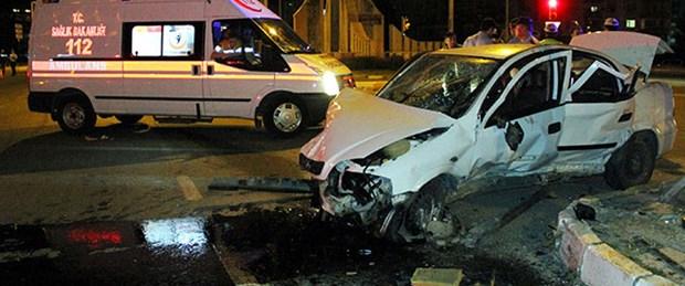 Düğününe 15 gün kala trafik kazasında öldü