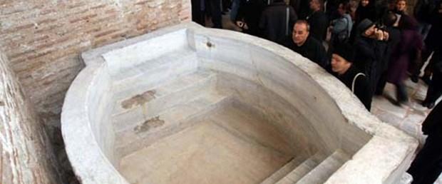 Dünyanın en büyük vaftiz havuzu