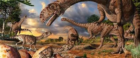 Dünyanın en eski dinozor yuvası