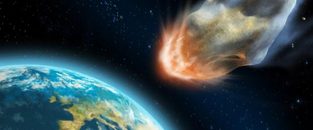 Dünya'yı gök taşından kurtarma yolu araştırılıyor