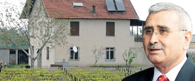 Durmuş Yılmaz'ın emeklilik evi