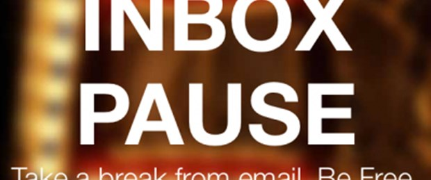 E-postalara 'Pause' ayarı