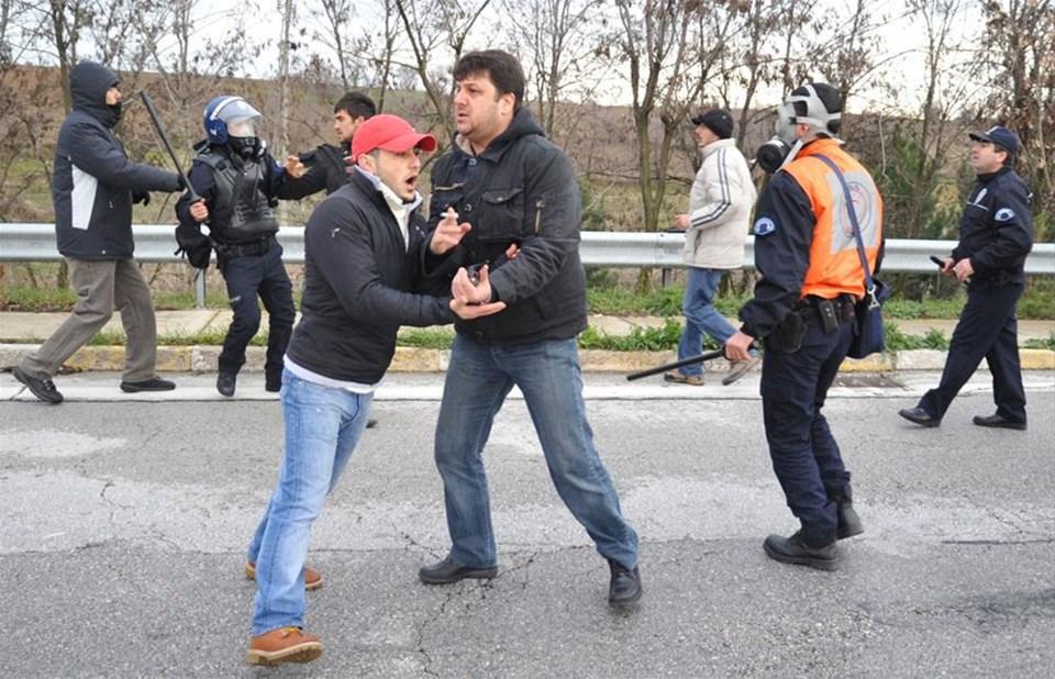 Edirne'de DHKP-C gerginliği