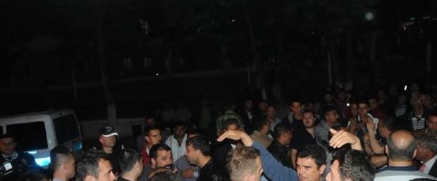Edirne'de gergin gece