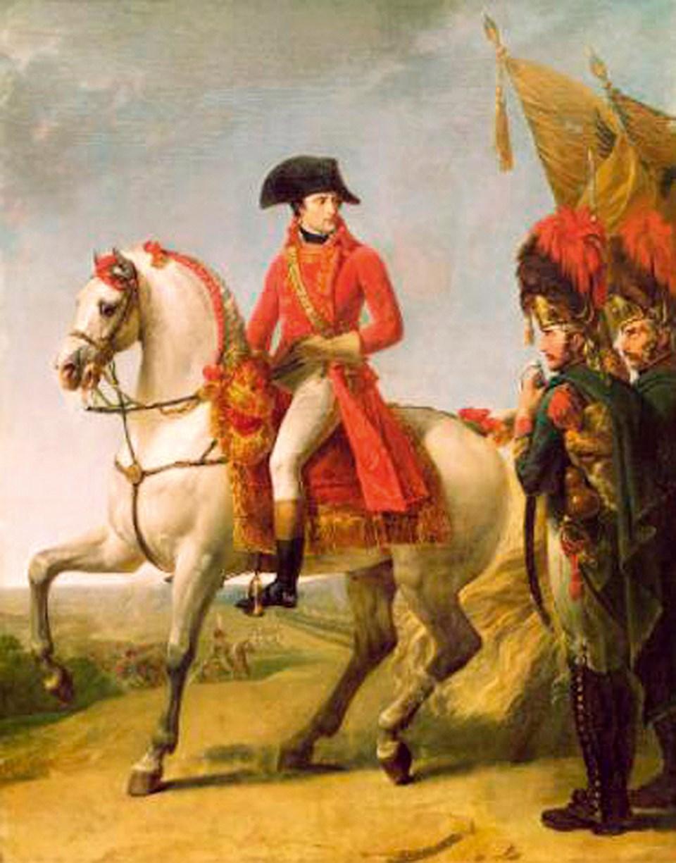 Marengo Napolyon Bonapart'ın atı Marengo, adını İmparator'un Avusturyalılara karşı İtalya'da kazandığı Marengo Savaşı'ndan alıyor. İngiliz kaynaklarına göre, Austerlitz (1805), Jena (1806), Wagram (1809) savaşlarında Napolyon Bonapart'ı taşımış, bir ara V
