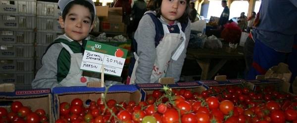 Ekolojik pazarlar cıvıl cıvıl