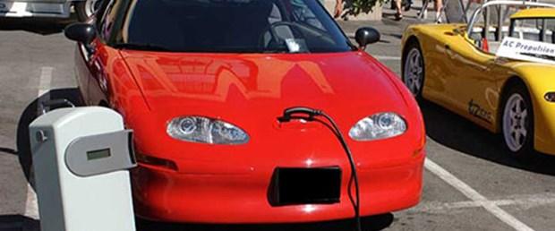 Elektrikli arabalar işbaşında