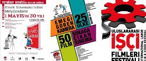 Emek Sineması'ndan meydanlara 1 Mayıs