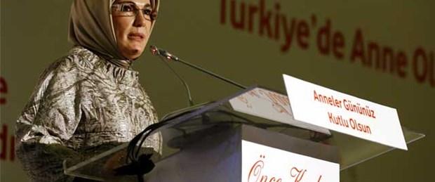 Emine Erdoğan: Annelerin gözyaşı dinsin