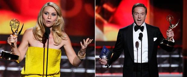 Emmy'nin en iyisi 'Homeland'