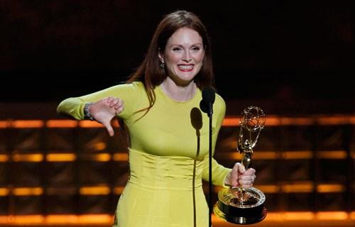 Game Change ile ödüle ulaşan Julianne Moore