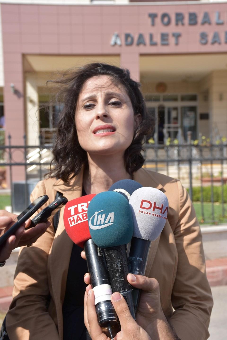 Ailenin avukatı Burcu Ece Güler açıklama yaptı.