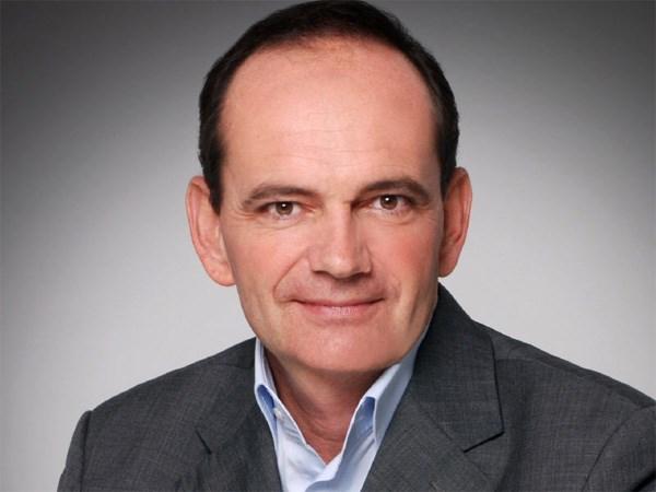 Google Kurumsal Çözümler EMEA müdürü Sebastien Morette.