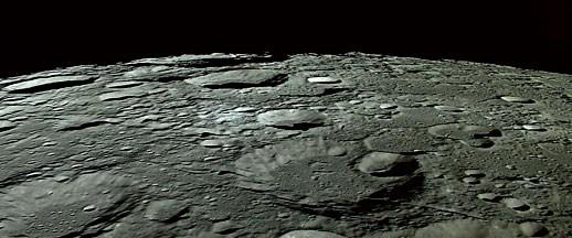 En soğuk yer Ay'da