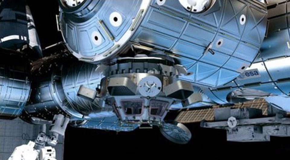 Cupola modülü, Uluslararası Uzay İstasyonu'nun sakinlerine muhteşem uzay manzarası sunacak.