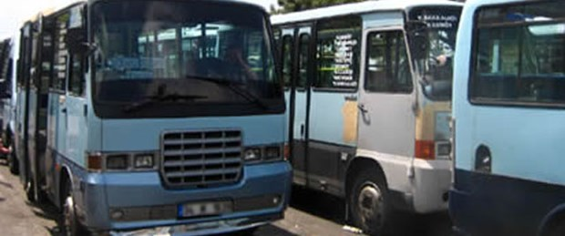 Engelli rampası olmayan minibüse ceza
