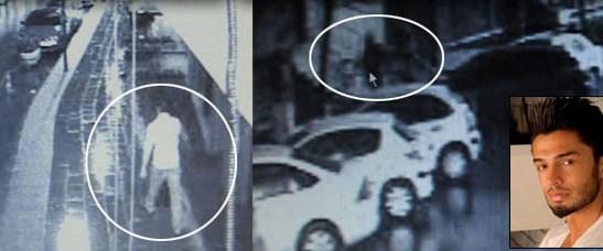 Engin Temel'in cinayet görüntüleri ortaya çıktı