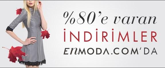 Enmoda'da BÜYÜK İNDİRİM!