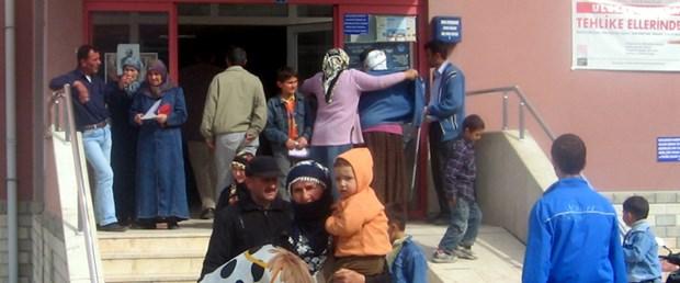 Erbaa'da bir haftada 7 bin ishal vakası