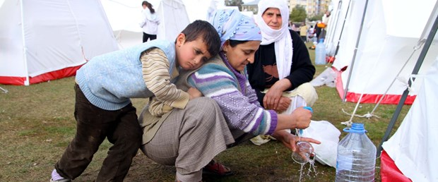 Erciş'te 'şebeke suyunu içmeyin' uyarısı